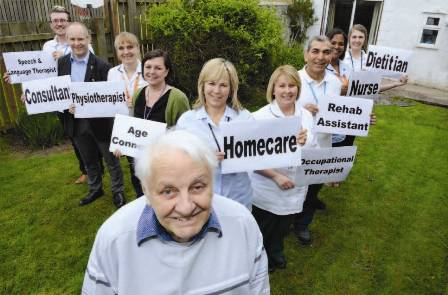 Putting People at the Centre of Care