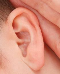 Audiology Stock Photo